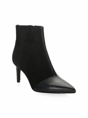 Beha Point Toe Ankle Boots