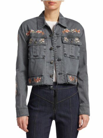 Folk Canyon Denim Jacket