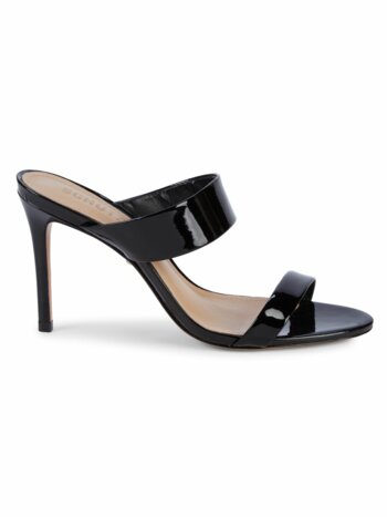 Leia Patent Leather Sandals