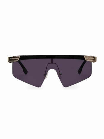 58MM Engineer Sheild Sunglasses