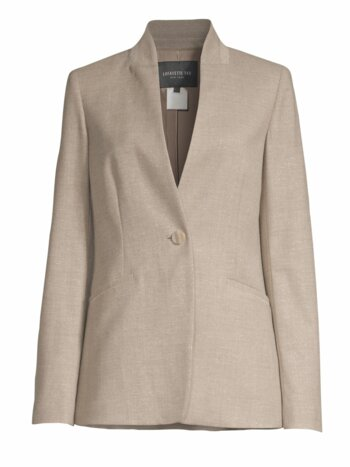 Darcy Metallic Thread Blazer
