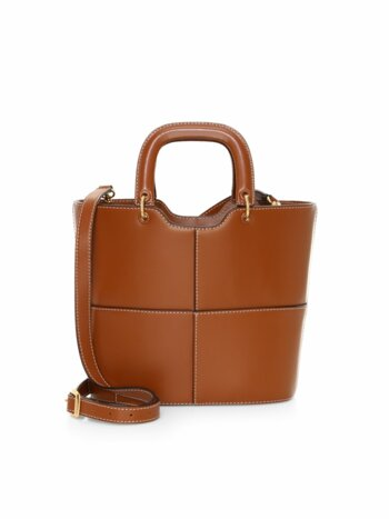 Andy Leather Satchel