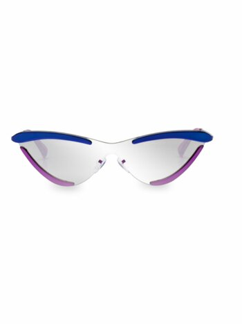 The Scandal 143MM Cat Eye Sunglasses