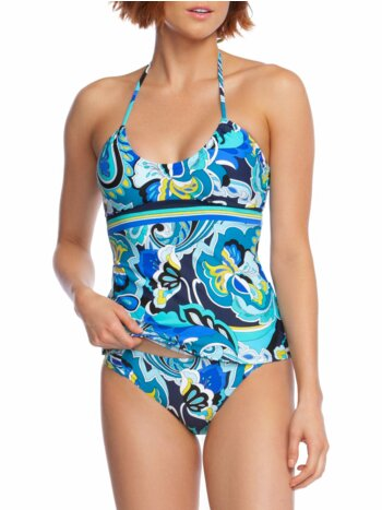 Ipanema Halter Swim Tankini Top