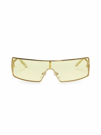 135MM The Luxx Sheild Sunglasses