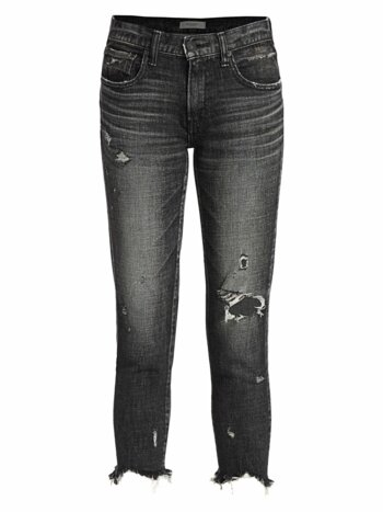 Glendale Distressed Skinny Jeans