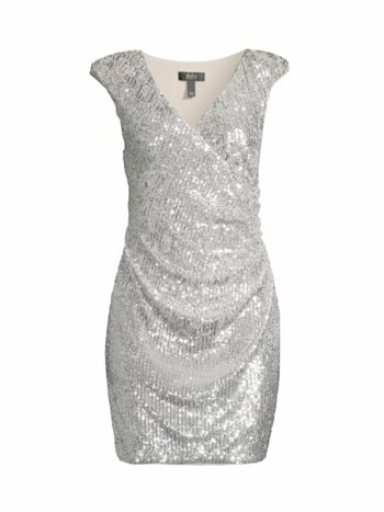 Sequin Cocktail Dress