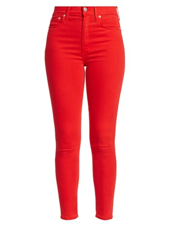 Good High-Rise Skinny Ankle Jeans