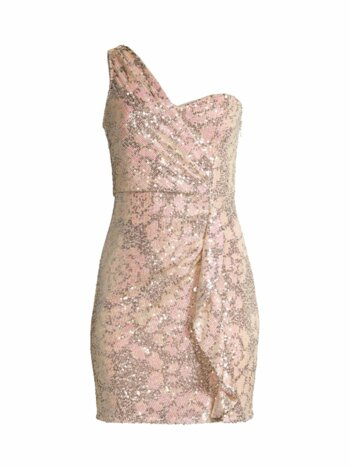 Alexiana Sequin Dress