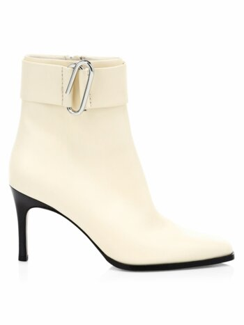 Alix Leather Ankle Boots