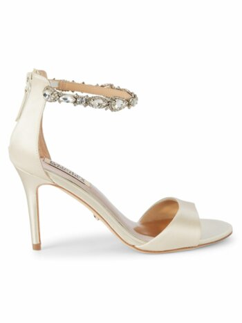 Sindy Bejeweled d''Orsay Sandals