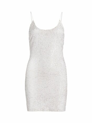 Nelle Sequin Mini Dress