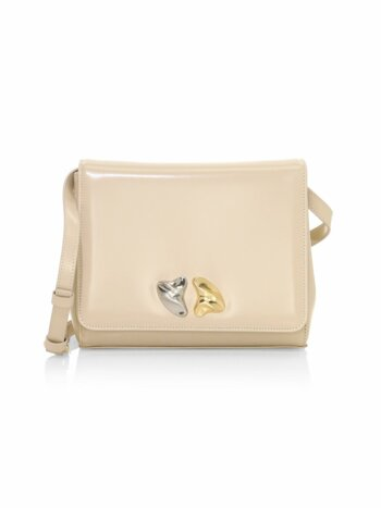 Focaccia Leather Crossbody Bag