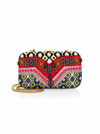 Shirley Embellished Clutch