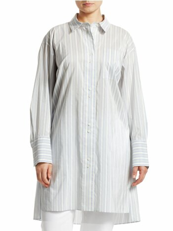 Marvin Oversized Boyfriend Shirt