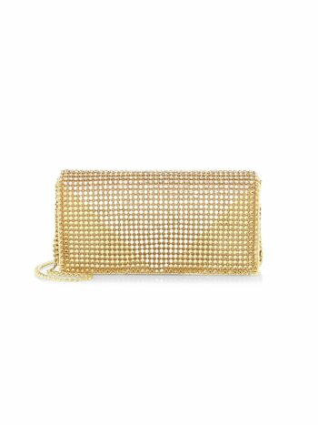 Crystal Triangle Convertible Clutch