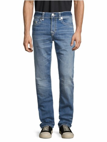 Geno Super T Straight Jeans