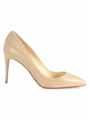 Pigalle Follies 85 Leather Pumps