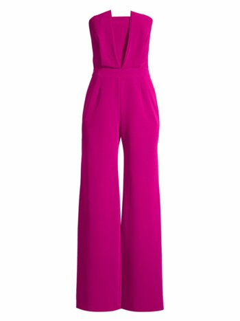 Furano Strapless Jumpsuit