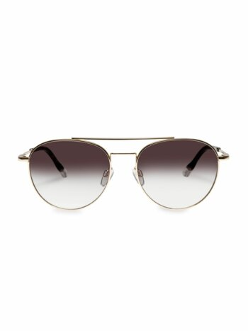 Savage 54MM Aviator Sunglasses