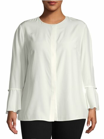 Izzie Silk Blouse