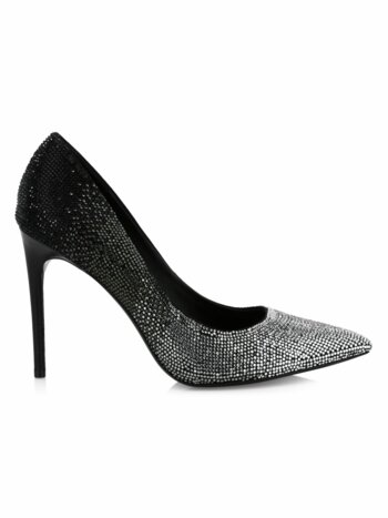 Calliey Embellished Gradient Stiletto Pumps