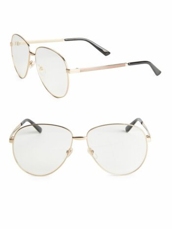 62MM Aviator Glasses