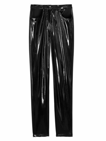 Tehnical Patent Skinny Trousers