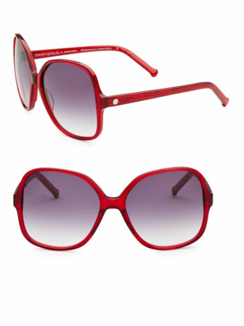 Orifina II Rounded Square Sunglasses