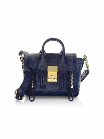 Nano Pashli Leather Satchel
