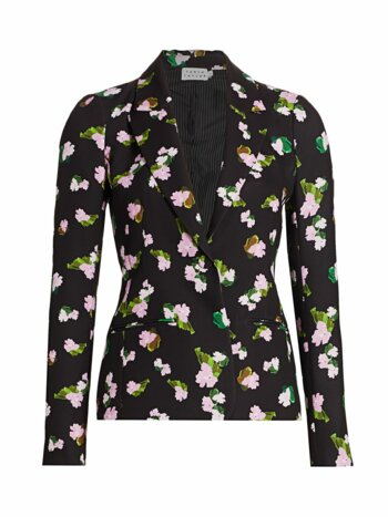 Waverly Floral Blazer