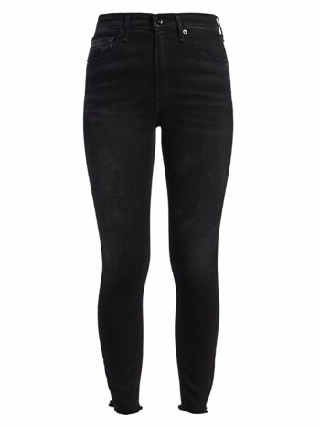 Jane Super High-Rise Ankle Skinny Jeans