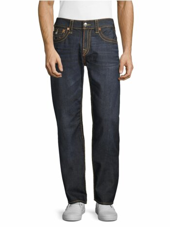 Ricky Straight-Fit Big T Jeans