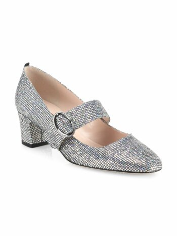 Tartt Shimmer Mary Jane Pumps