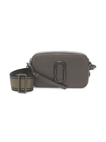 The Snapshot DTM Coated Leather Camera Bag