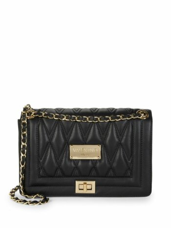 Alice Quilted Leather Shoulder Bag