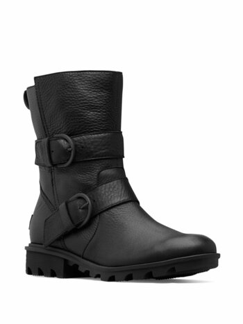 Phoenix Leather Moto Boots