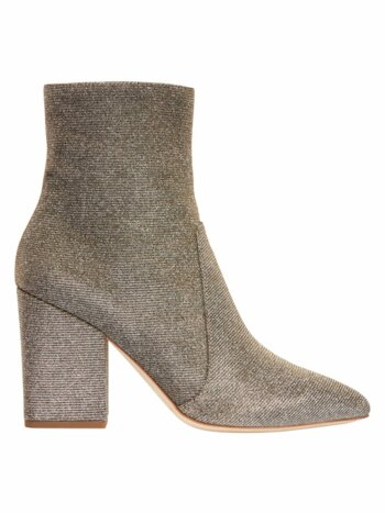 Isla Glitter Ankle Boots