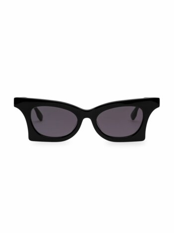 53MM Nitro Cat-Eye Sunglasses