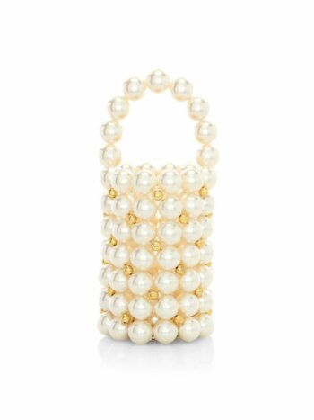 Inflorescence The Pearl Comino Top Handle Bag