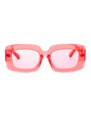 51MM Rectangle Sunglasses