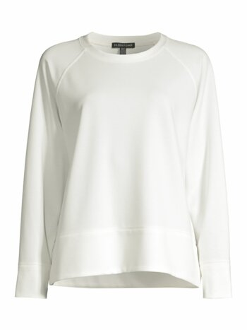 Long-Sleeve Jersey Knit Top