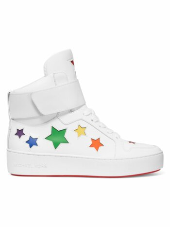 Trent High-Top Star Sneakers