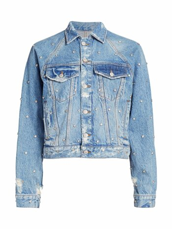Night After Night Denim Jacket