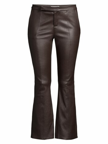 Serbritte Leather Pants