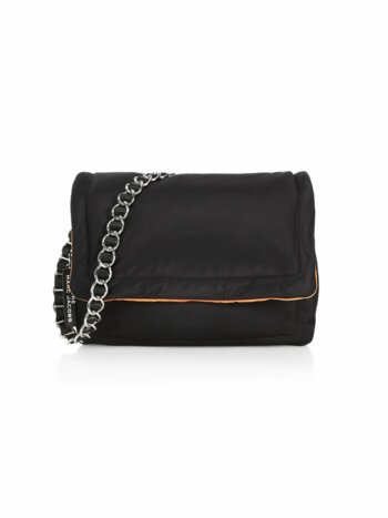 The Pillow Nylon Crossbody Bag