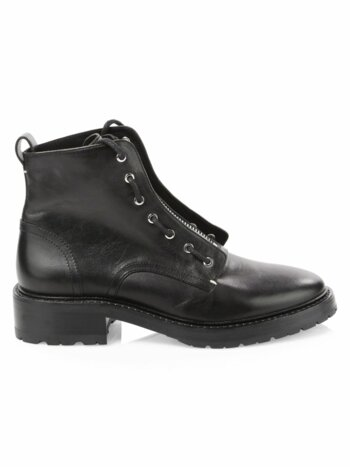 Cannon Leather Boots