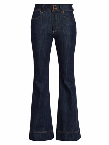 Beautiful Ex High-Waist Bell Flare Jeans
