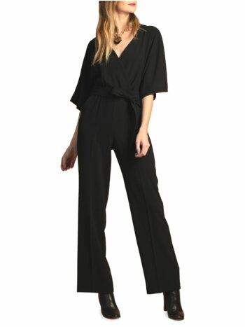 Carmel Crepe High Valley Jumpsuit