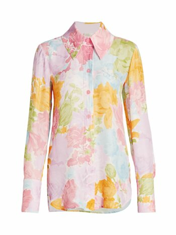 James Floral Blouse